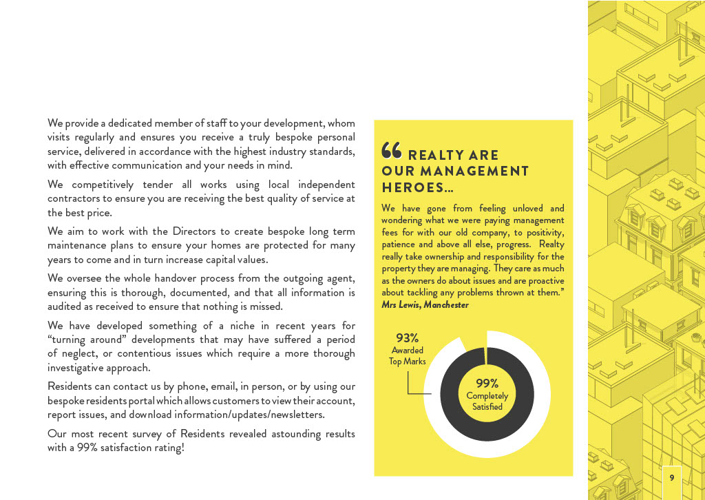 Realty Management's Brochure Page 9